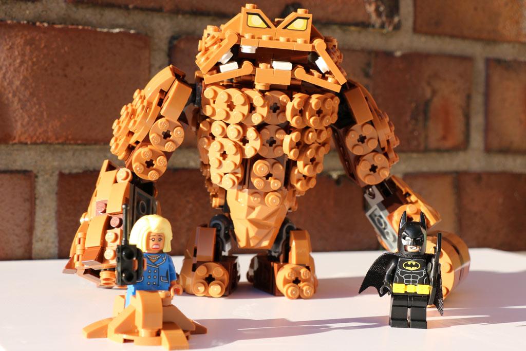 The LEGO Batman Movie: Clayface Splat Attack 70904 | © Andres Lehmann / zusammengebaut.com