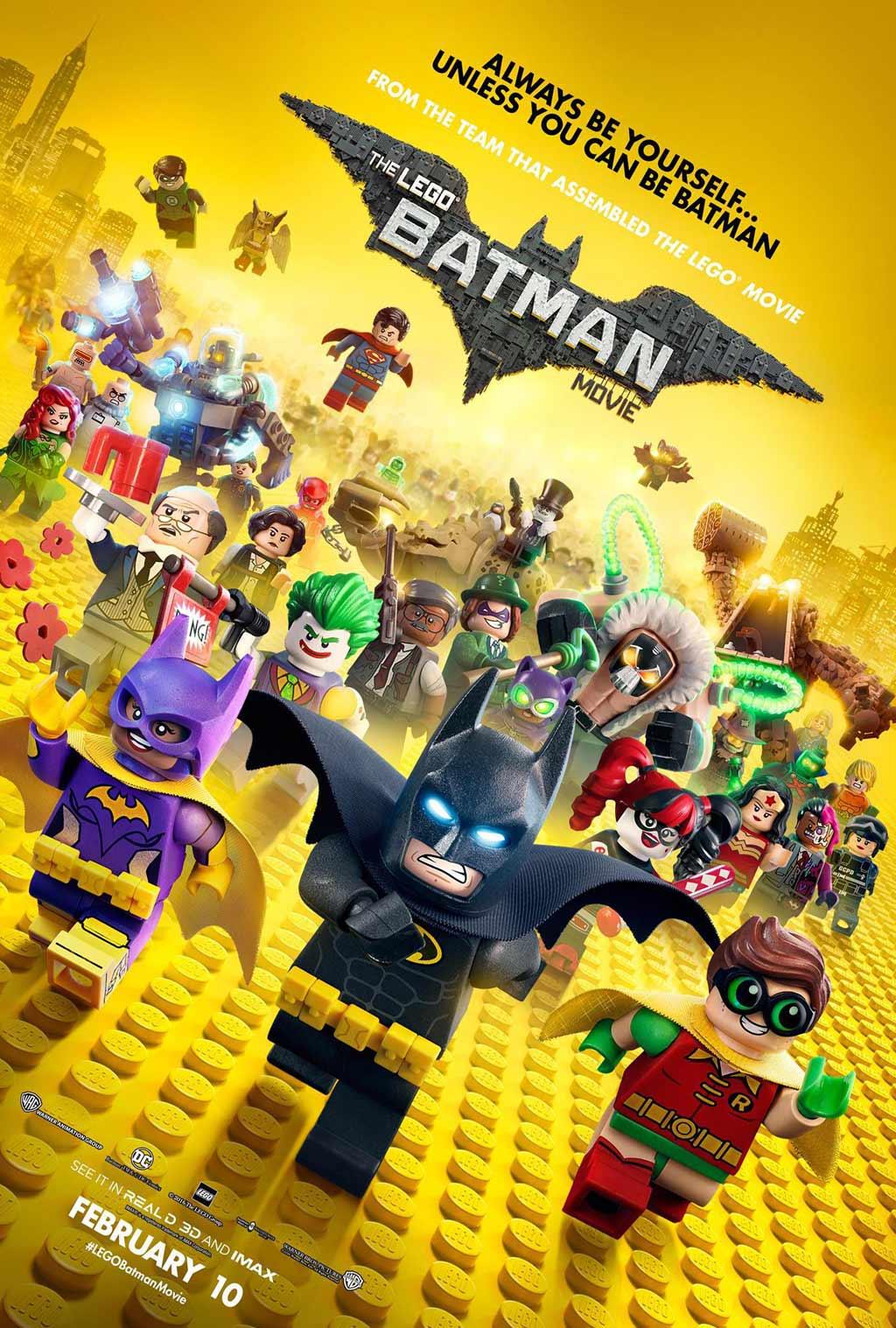 The LEGO Batman Movie | © LEGO Group / Warner Bros.