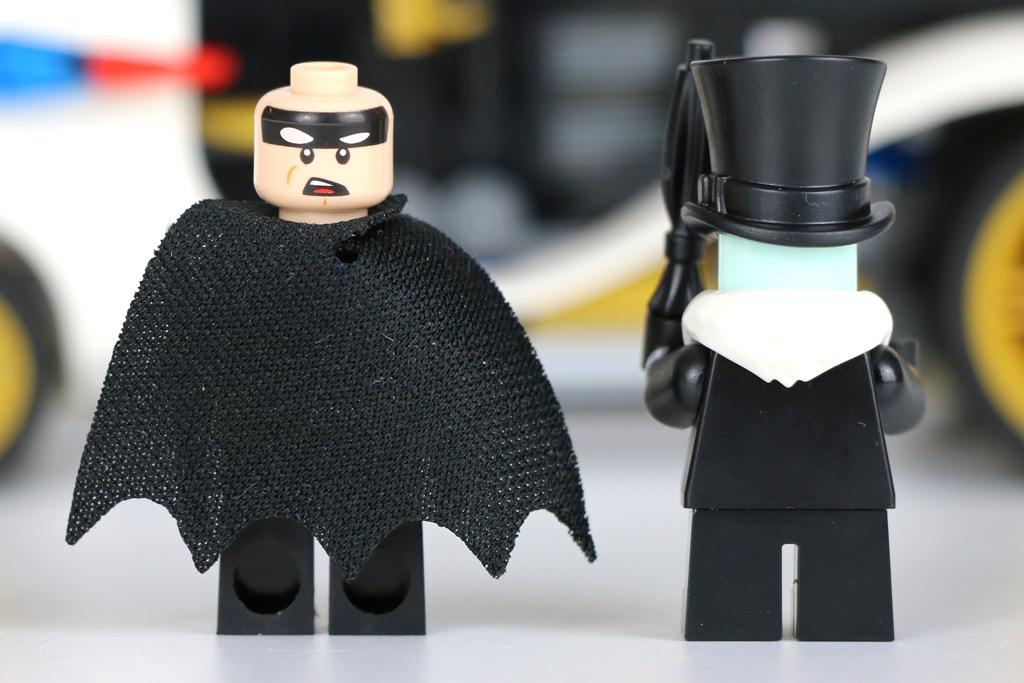 Batman hat einen zweiten Gesichtsausdruck. | © Andres Lehmann / zusammengebaut.com