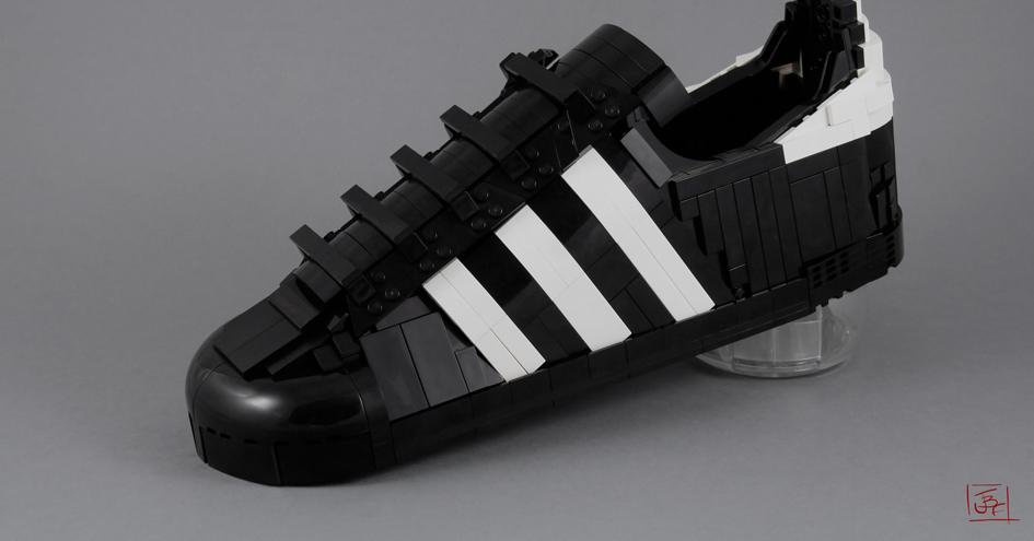 Jimmy Fortel: Adidas Superstar