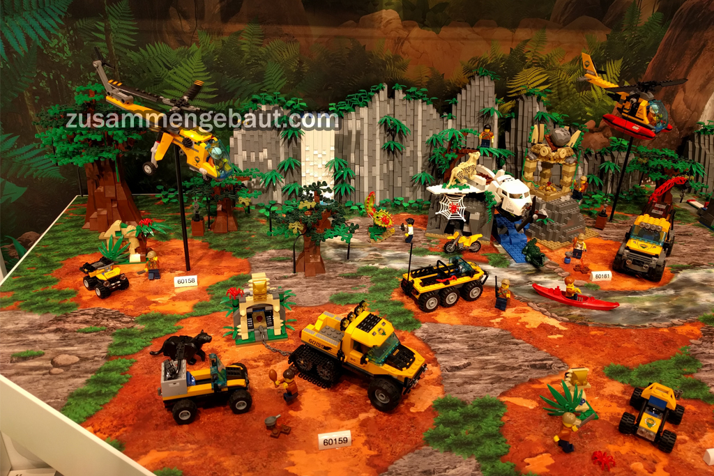 city lego helicopter with Lego City Jungle Air Drop Helicopter 60162 Aufgetaucht 26981 on Theme City furthermore RESQ Helicopter likewise Police Station 60141 besides Watch besides B00GSPF9NE.