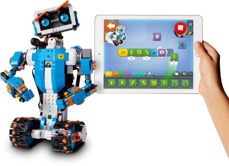 LEGO Boost 17101: Bedienbar mit der App | © LEGO Group
