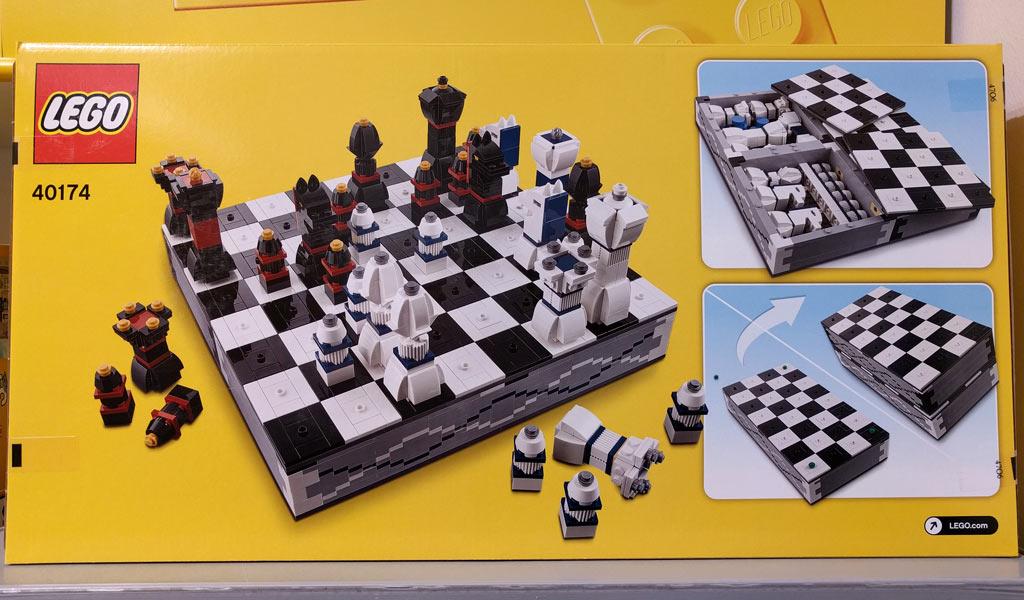 40174 LEGO Chess : lego