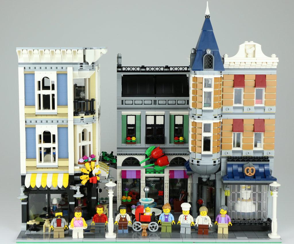 LEGO Creator Expert 10255 Stadtleben