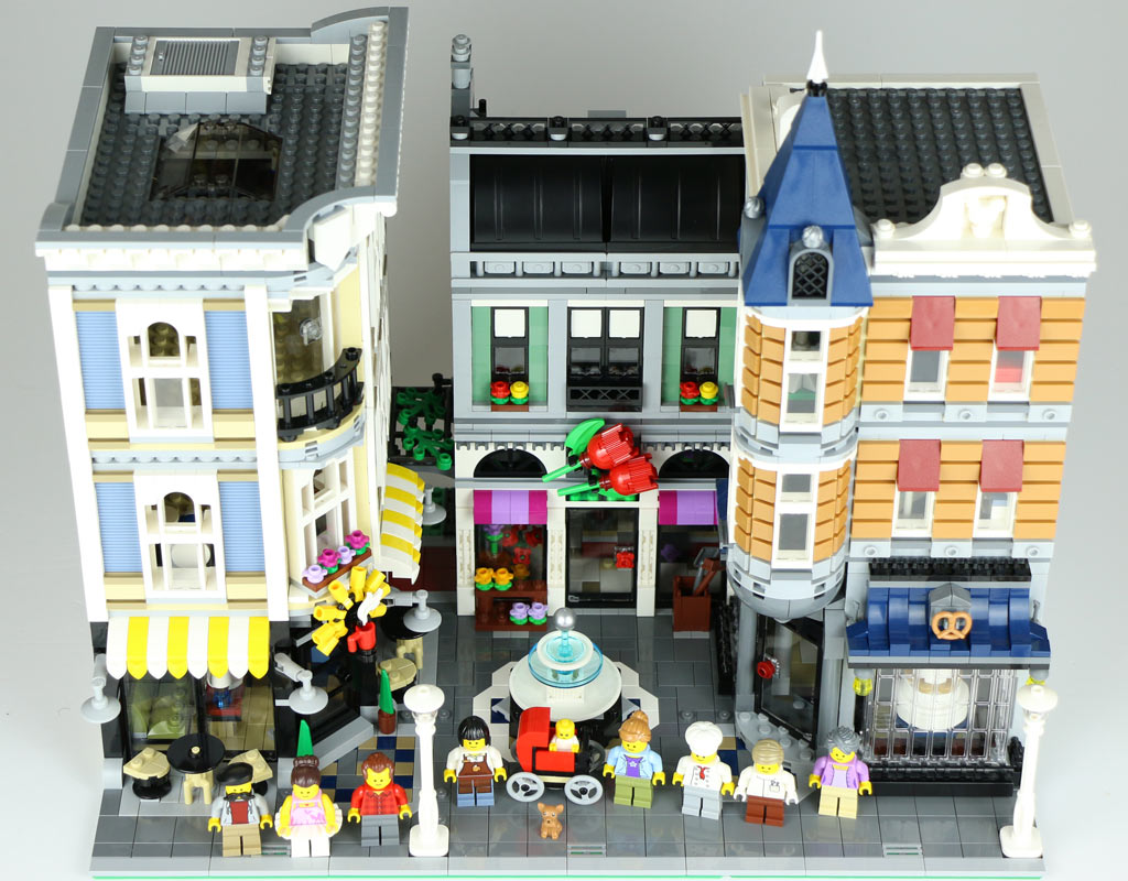 Lego Expert Buildings