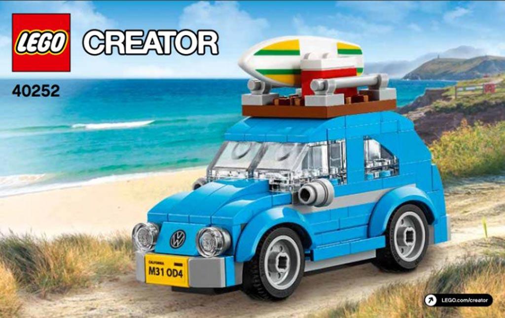 LEGO Creator VW Käfer 40252 | © LEGO Group