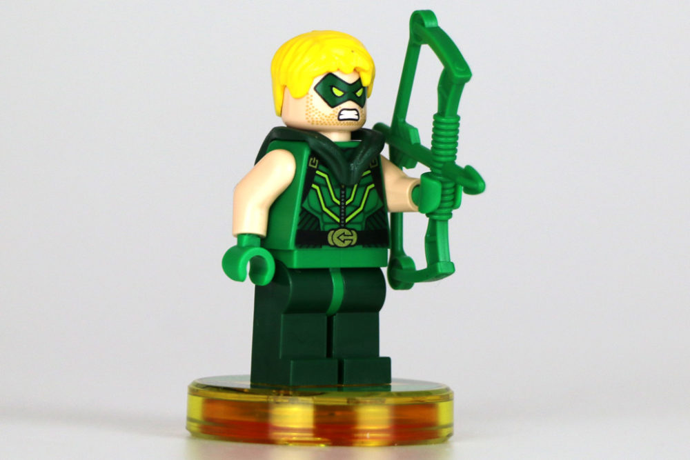 Green Arrow L.E 71342 Lego dimensions