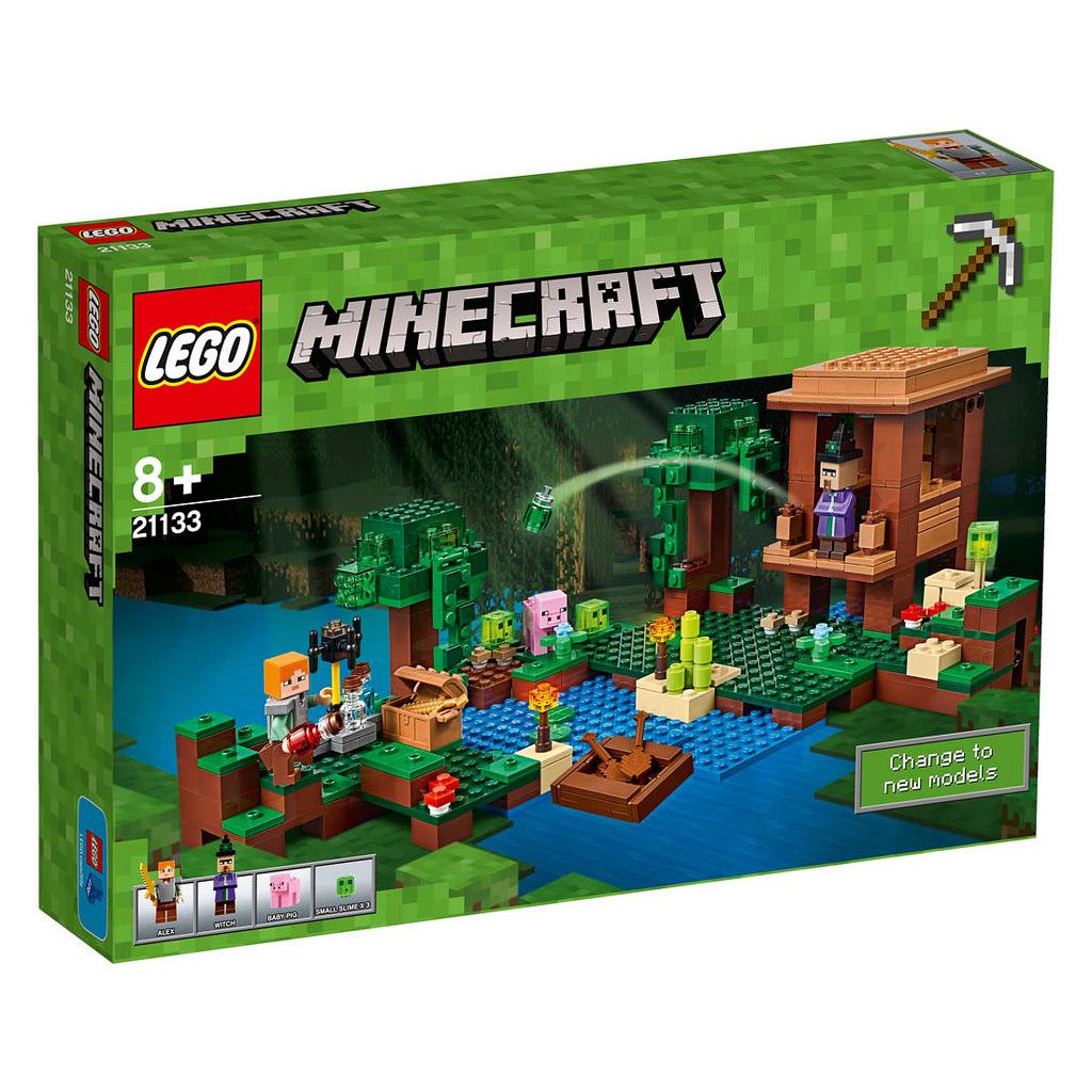 LEGO Minecraft Das Hexenhaus 21133 | © LEGO Group