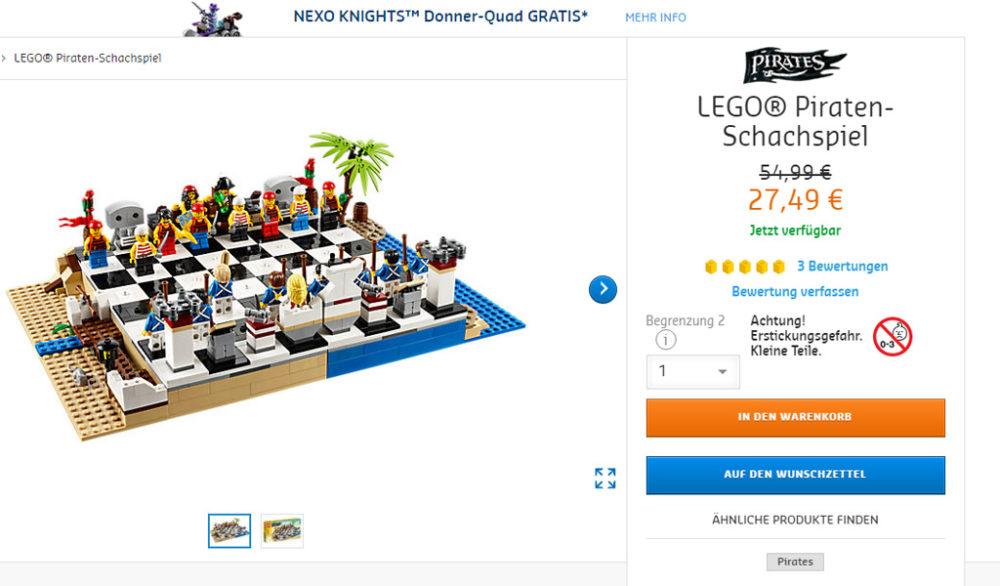 LEGO REDUZIERT SHOP