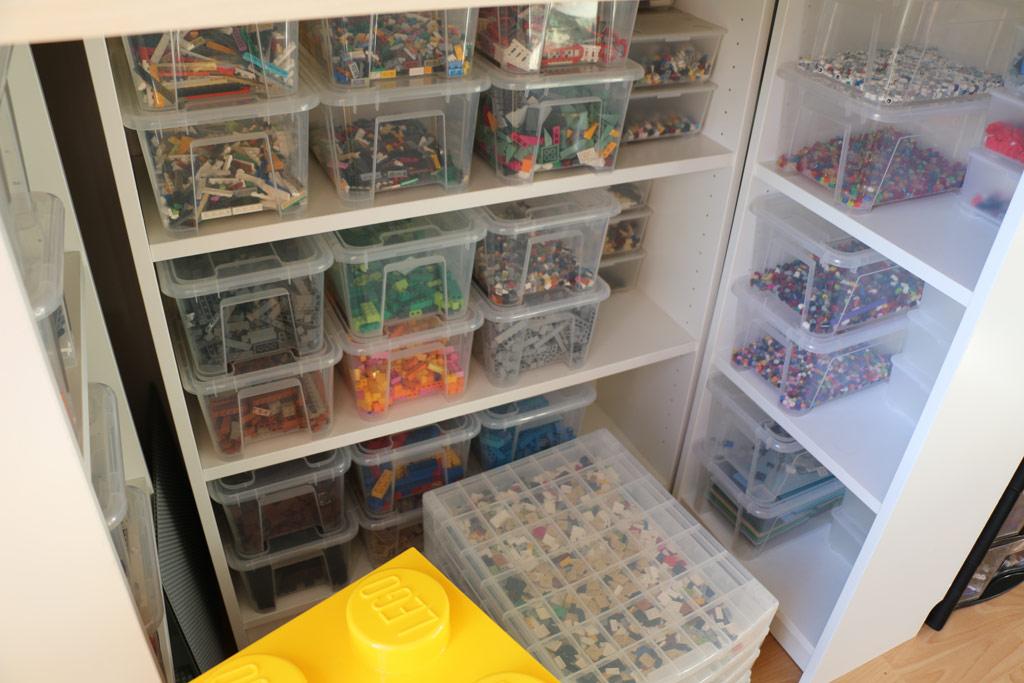 tipps wie sortiere ich meine lego steine zusammengebaut. Black Bedroom Furniture Sets. Home Design Ideas