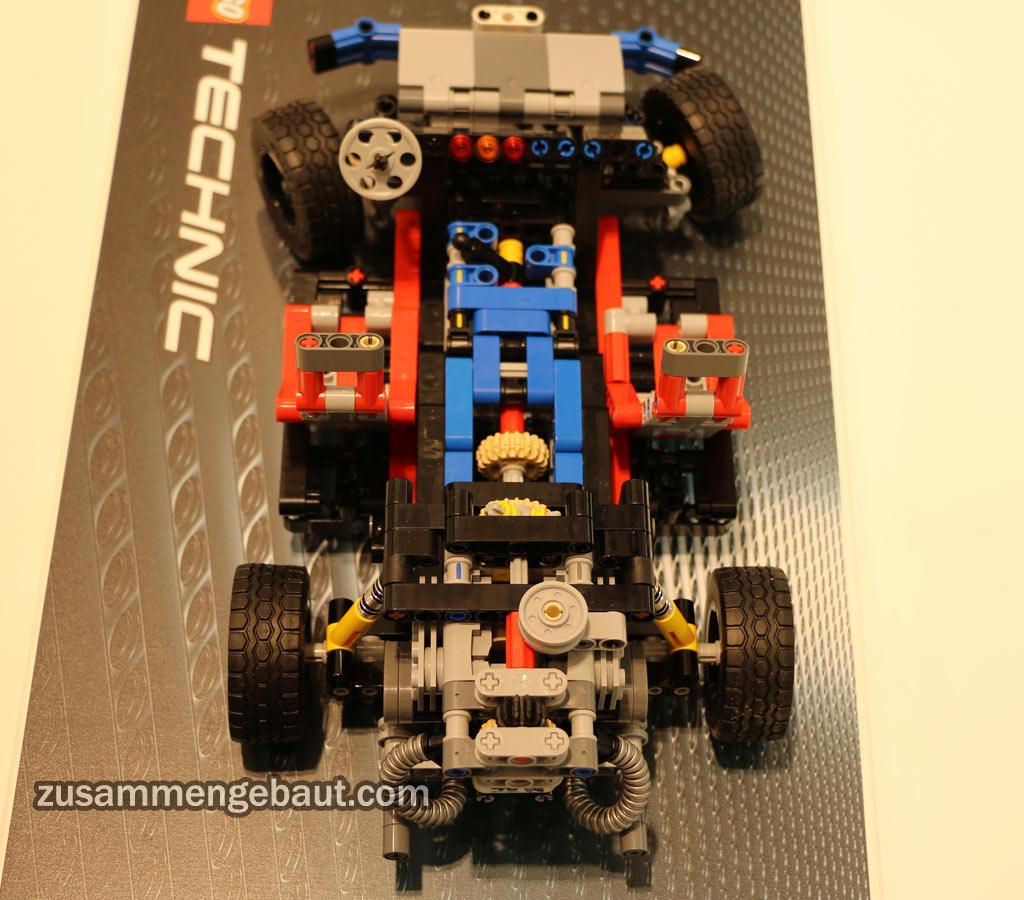 lego technic 40 jahre chassis berraschung auf der. Black Bedroom Furniture Sets. Home Design Ideas