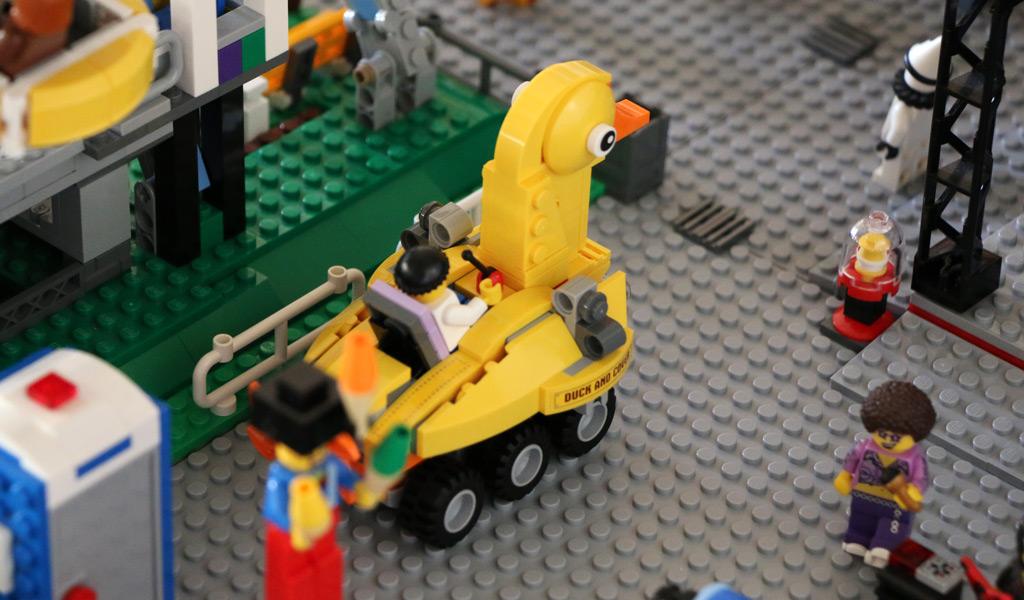 Ente! | © Andres Lehmann / zusammengebaut.com