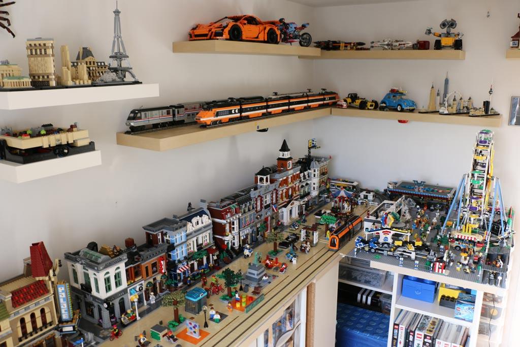 Tipps Wie Befreie Ich Mein Lego Von Staub Zusammengebaut