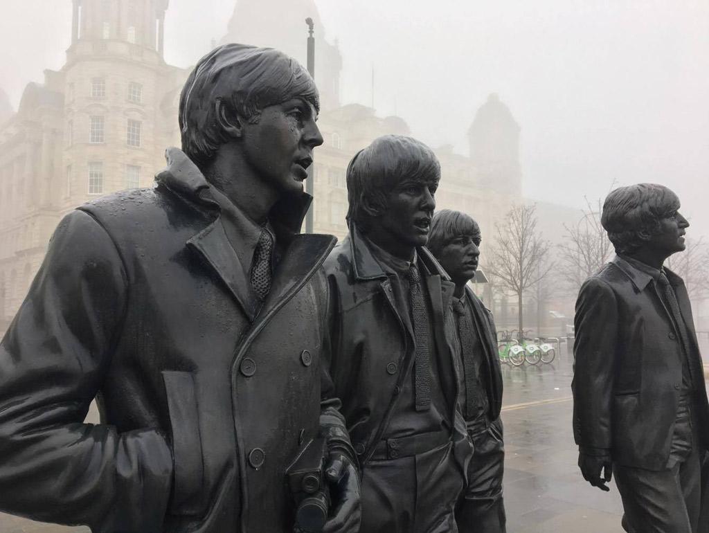 Die Beatles! | © Marius