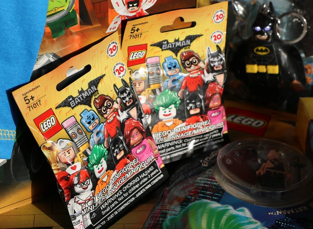 The LEGO Batman Movie Sammel-Serie 71017 | © Andres Lehmann / zusammengebaut.com