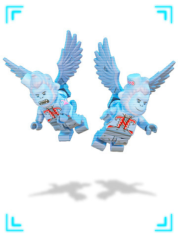 Flying Monkeys   © LEGO Group