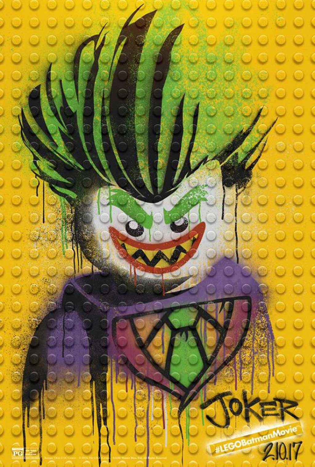 Joker! | © LEGO Group