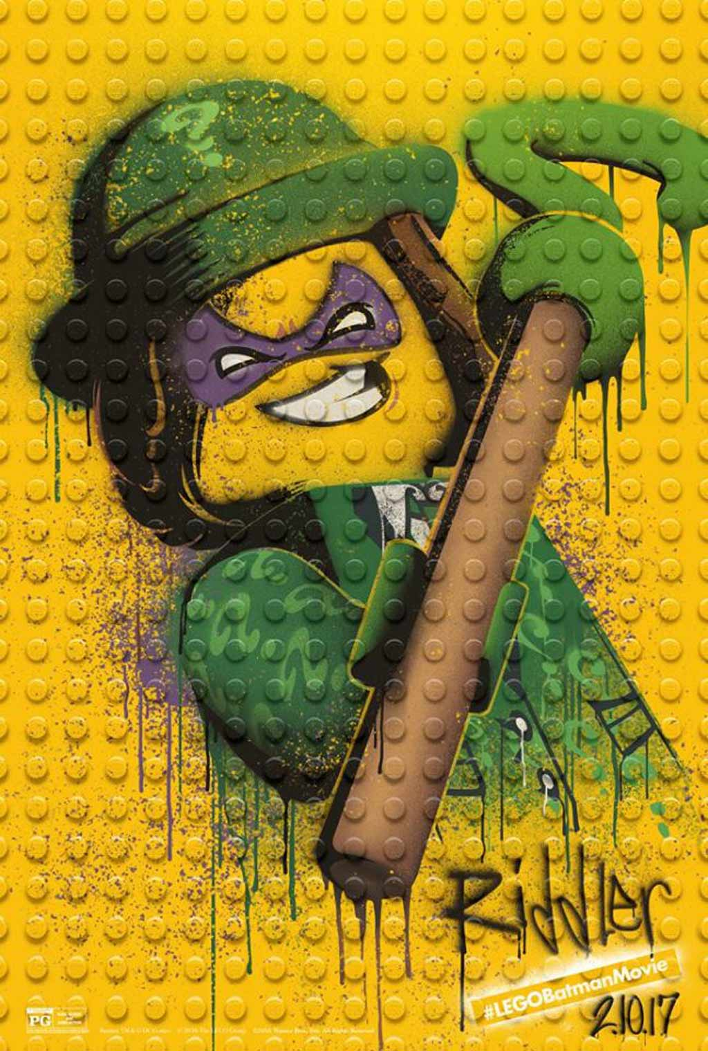 Riddler! | © LEGO Group