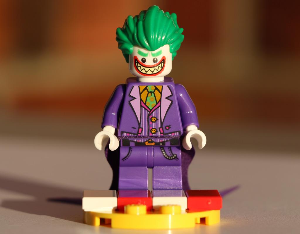Der Joker | © Andres Lehmann / zusammengebaut.com