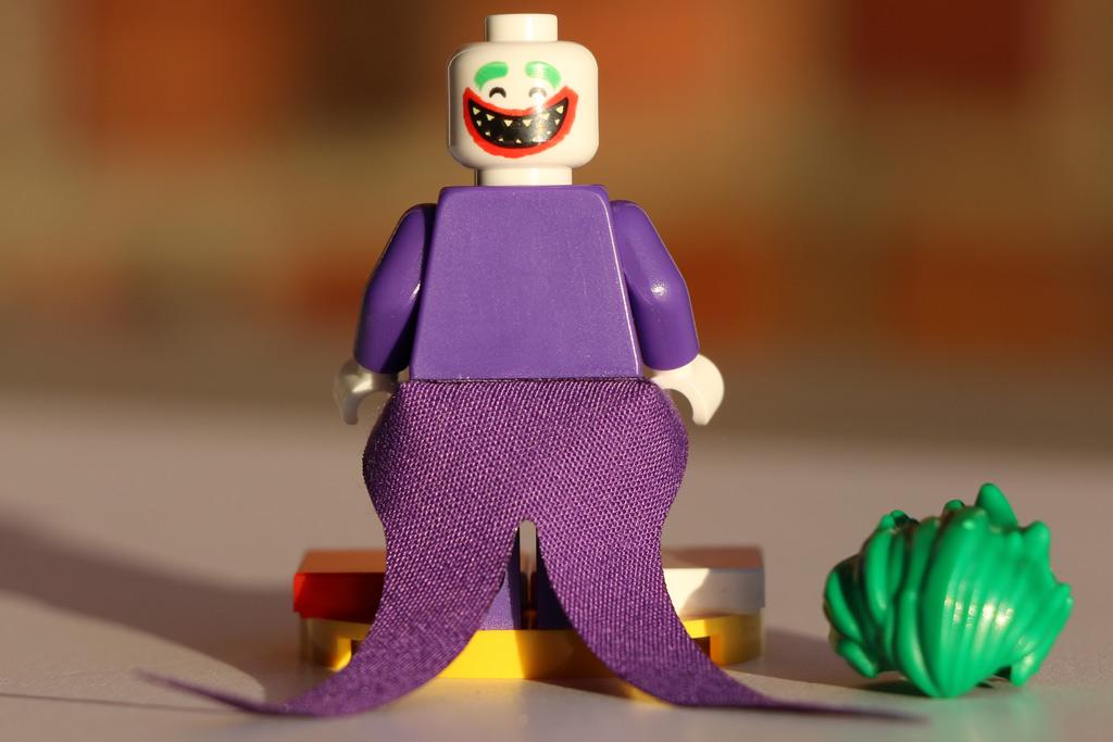 Des Jokers Lache | © Andres Lehmann / zusammengebaut.com