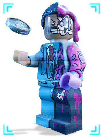Two-Face | © LEGO Group