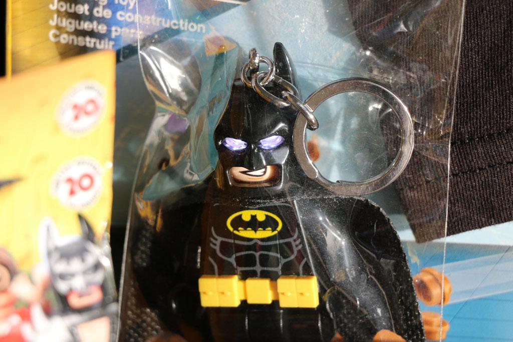 The LEGO Batman Movie Ligt  Up Figure Keychain | © Andres Lehmann / zusammengebaut.com