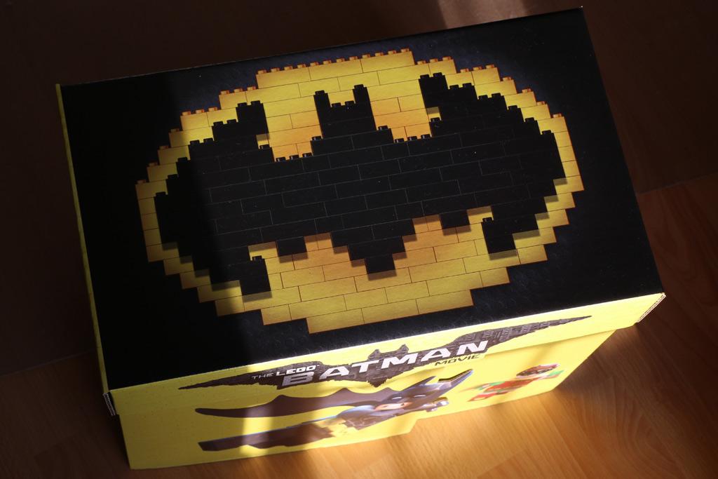 The LEGO Batman Movie Überraschungsbox | © Andres Lehmann / zusammengebaut.com