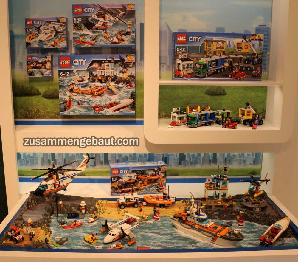 Lego City Sommer 2017 Alle Sets Auf Einen Blick Und Videos