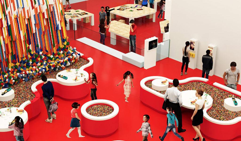 lego house eindr cke vom innenleben er ffnung im herbst. Black Bedroom Furniture Sets. Home Design Ideas