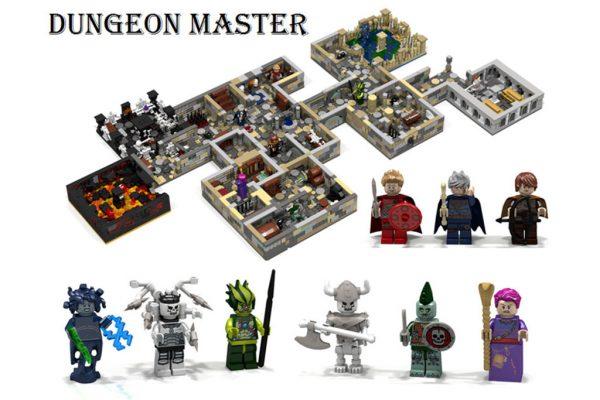 Minecraft Monster Master Builders