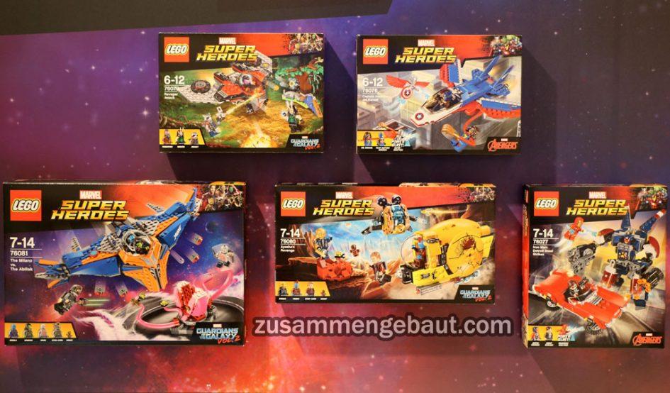 LEGO Marvel Super Heroes Guardians of the Galaxy Vol. 2 im ...