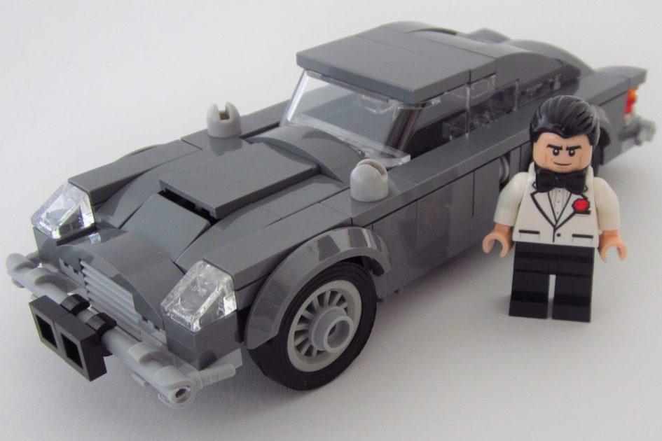 lego moc aston martin 007 ist zur ck zusammengebaut. Black Bedroom Furniture Sets. Home Design Ideas