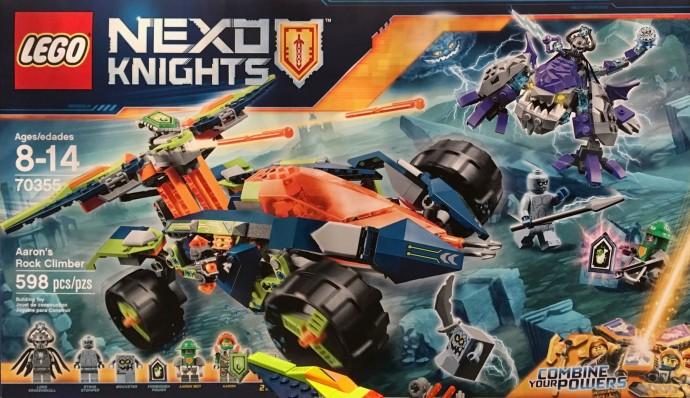 Lego Nexo Knights Sommer 2017 Sets In Der übersicht Zusammengebaut