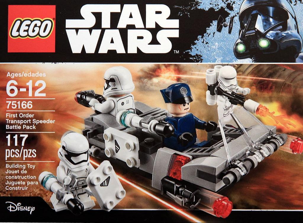 LEGO Star Wars Sommer 2017: Alle Sets in der Übersicht