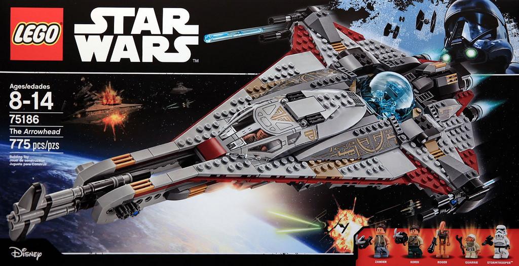 Lego Star Wars Sommer 2017 Alle Sets In Der 220 Bersicht