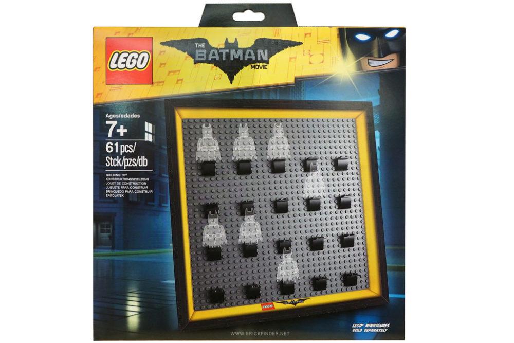 The LEGO Batman Movie: Minifiguren-Display für Bewohner Gothams ...