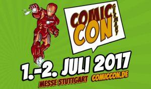 Comic Con Stuttgart @ Messe Stuttgart