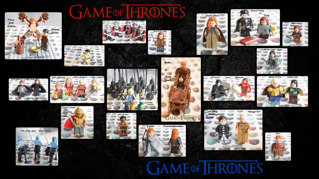 Lego Mindstorms Moc Game Of Thrones Lebt Auf The Red Keep
