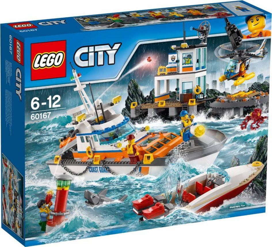 Lego city k stenwache offizielle bilder der sommer 2017 sets zusammengebaut - Image lego city ...