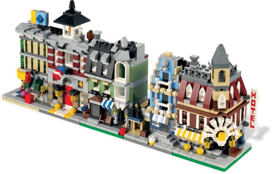 lego creator expert diner 10260 2018 modular building mit vielen berraschungen zusammengebaut. Black Bedroom Furniture Sets. Home Design Ideas