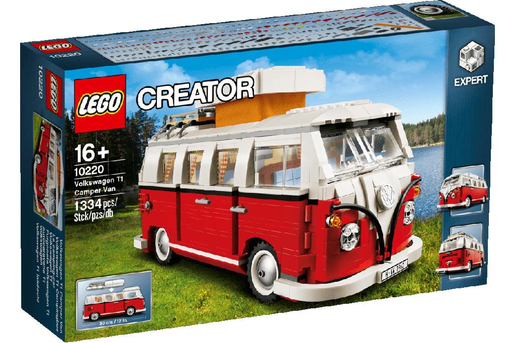 LEGO 10220 Volkswagen T1 Camper