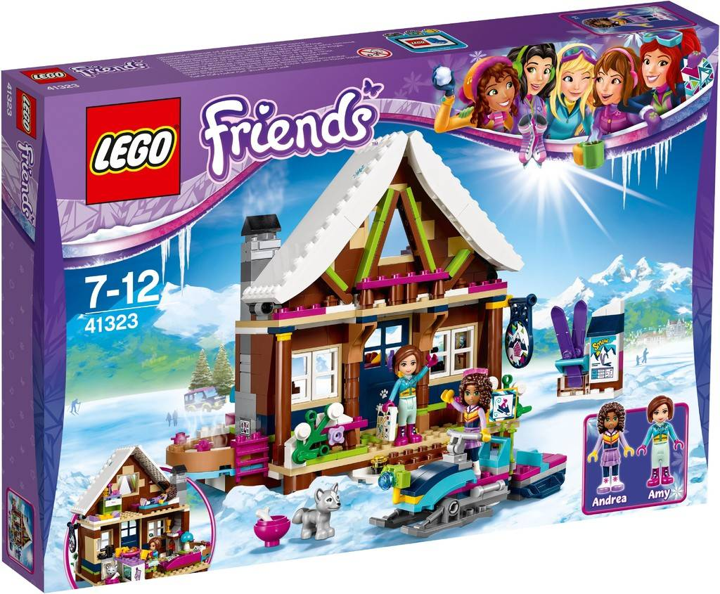 Lego Friends Wintersport