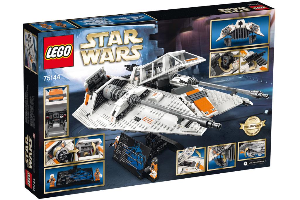 Lego star wars 2017 ucs
