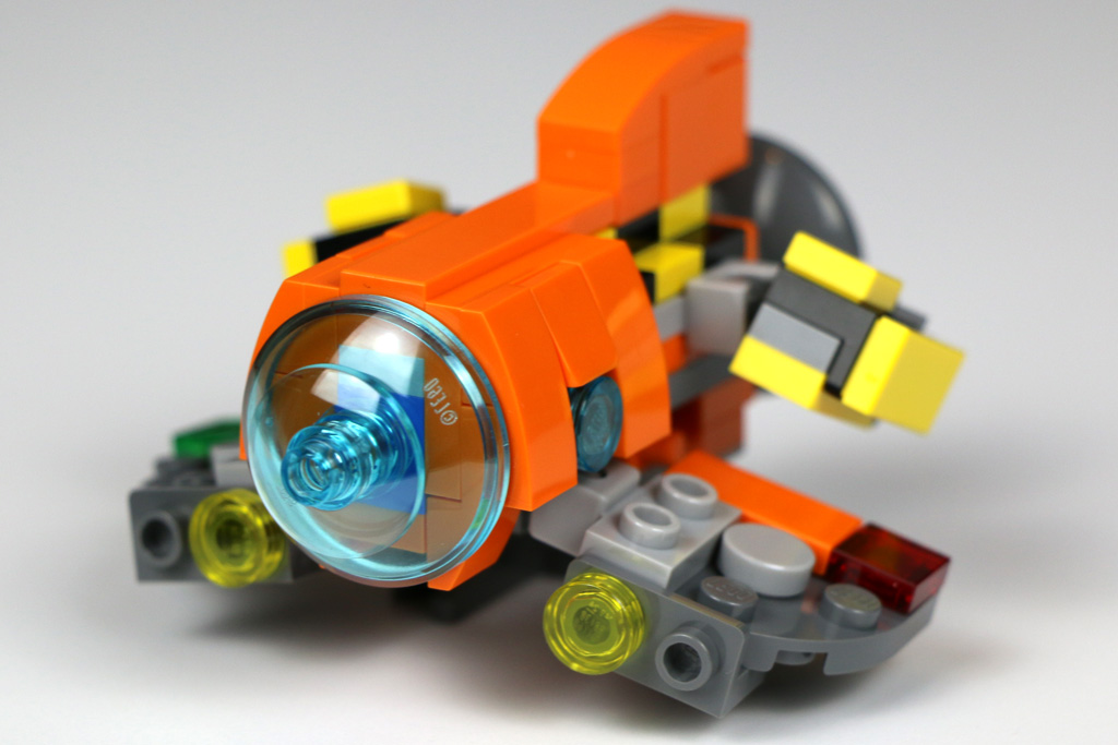 Lego Dimensions Build Instructions