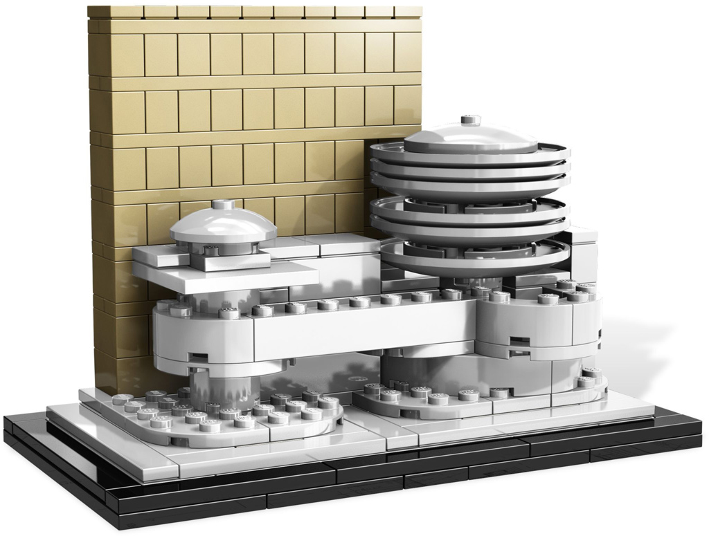 Lego Building Set Frank Wright