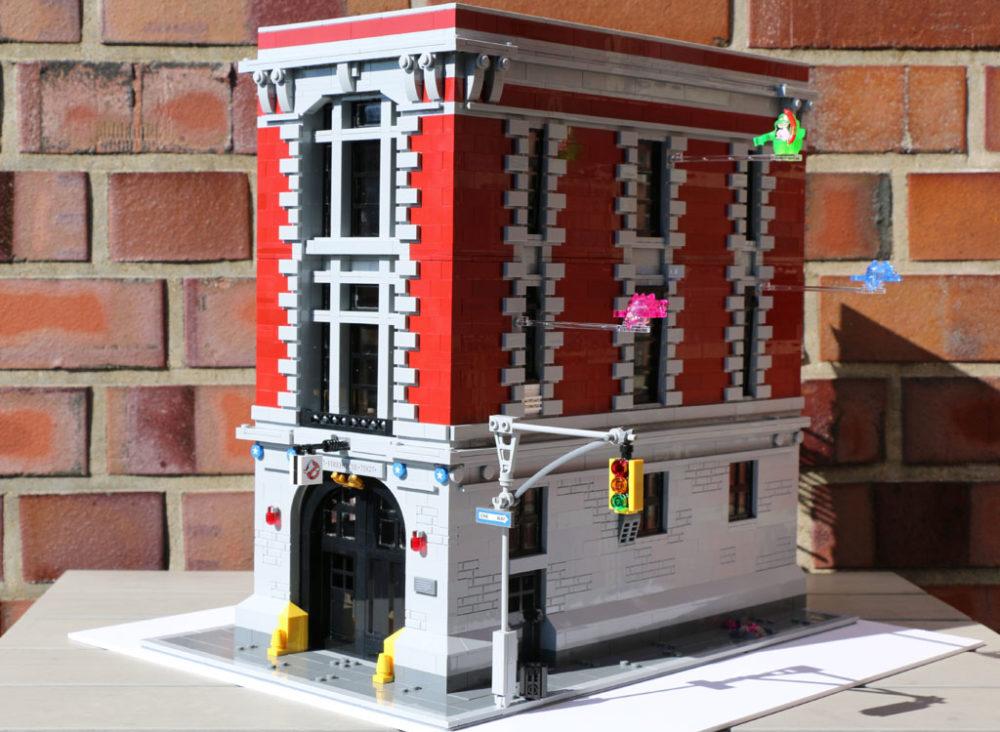 LEGO Ghostbusters 75827 Feuerwehr-Hauptquartier
