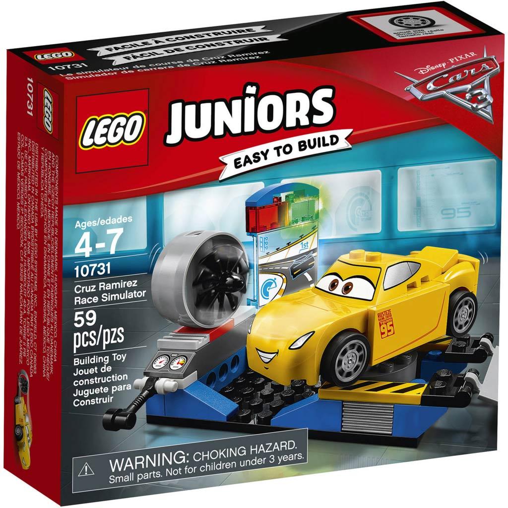 Lego Juniors Disney Pixar Cars 3 Alle Sets In Der