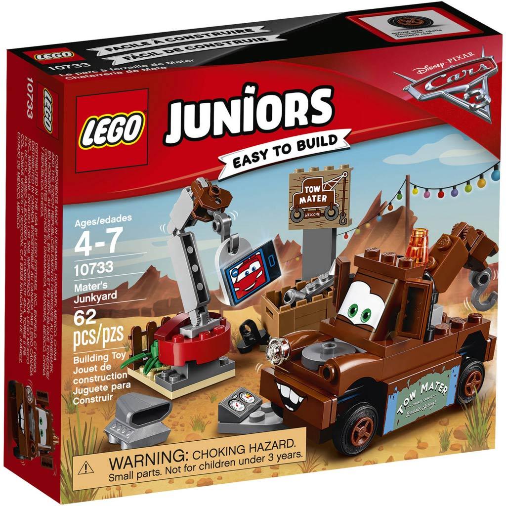 Lego Juniors Disney Pixar Cars 3 Alle Sets In Der Ubersicht