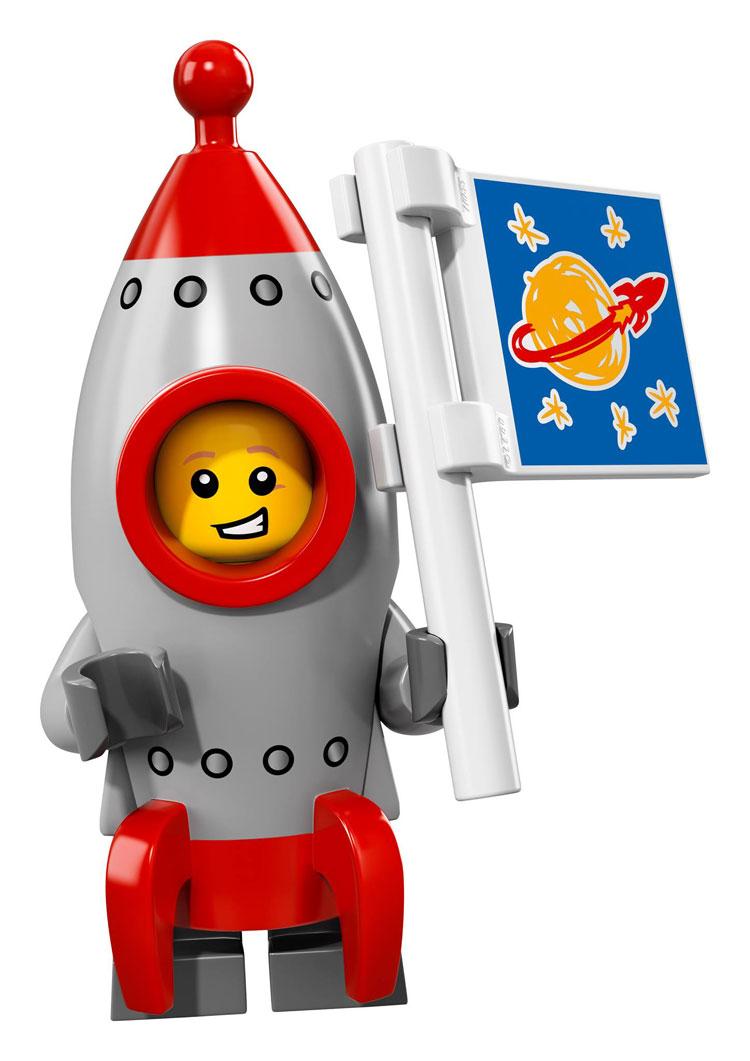 Die Historie Der Lego Classic Space Minifiguren Zusammengebaut