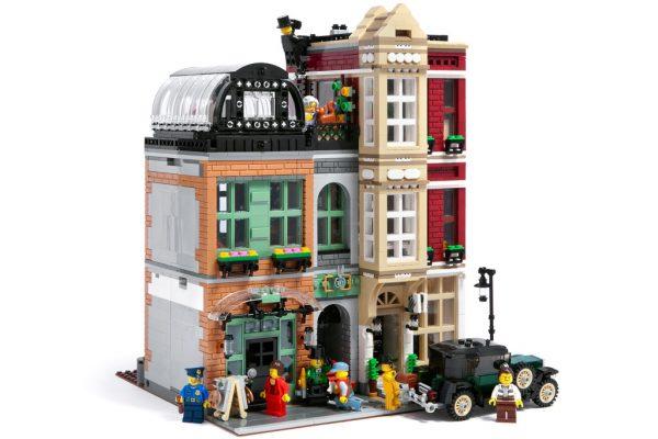 Lego Modular Building Rumors